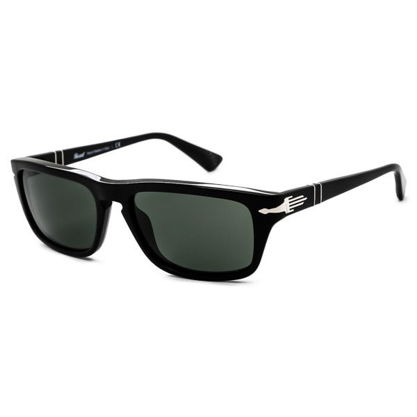 495616f90df73 Persol PO3074S Detective FILM NOIR EDITION 95 31 Sunglasses (220 CAD) ❤  liked on Polyvore featuring accessories