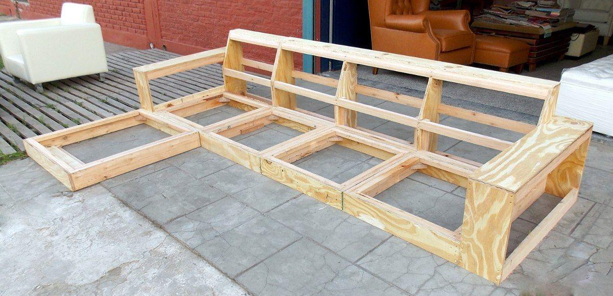 estructura esqueleto de sillón calidad premiun   Sofás   Pinterest ...