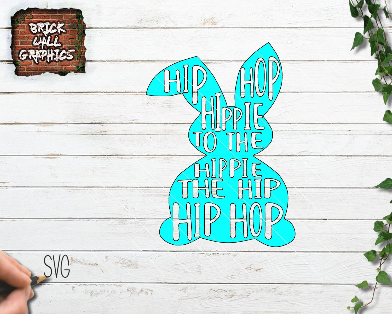 Easter Bunny Rapper SVG File Svg file, Svg files for