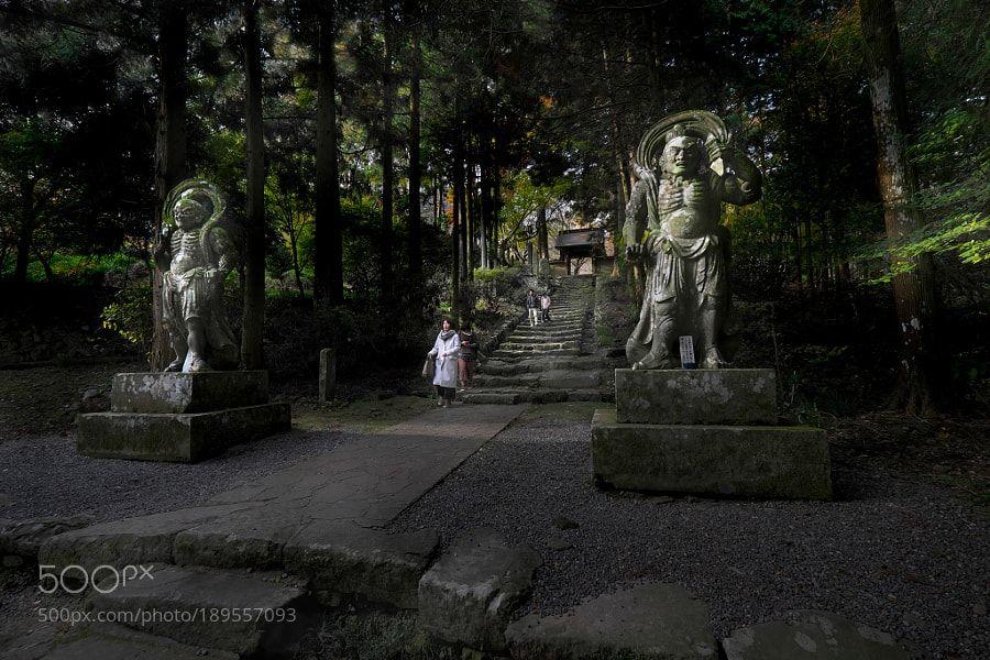 両子寺 by karaiphotography