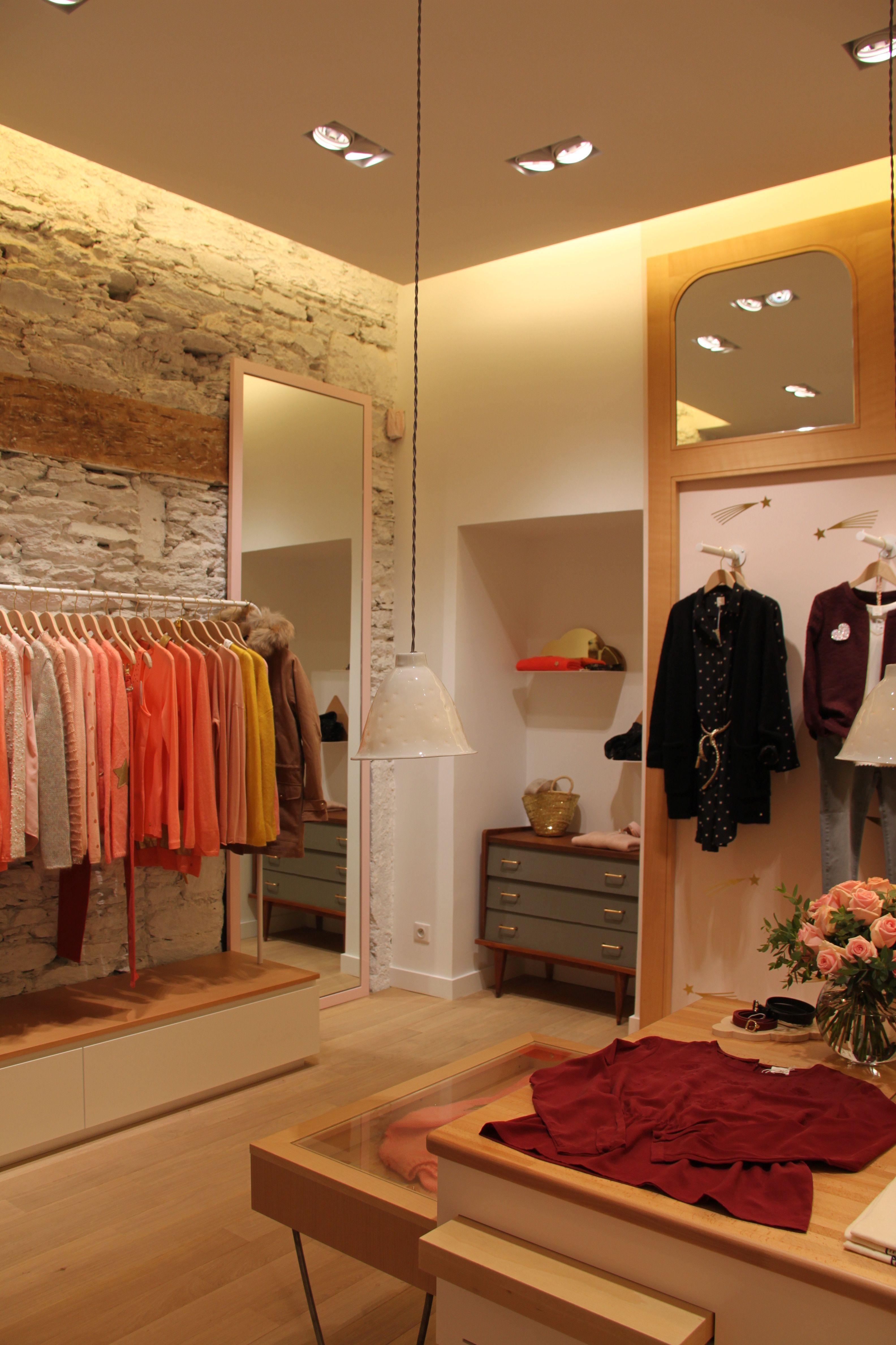 la boutique des petits hauts de nantes loja de roupa locais inspiracao