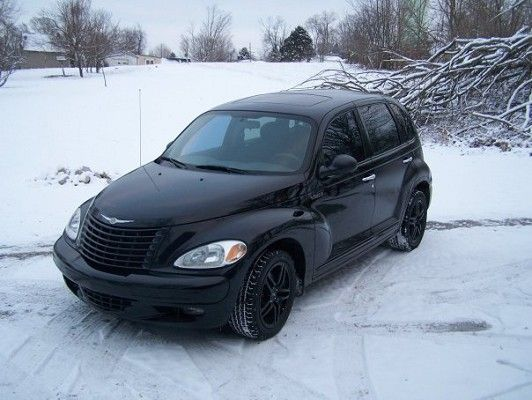 2002 Chrysler Pt Cruiser Limited 2 Firm 100258696 Custom