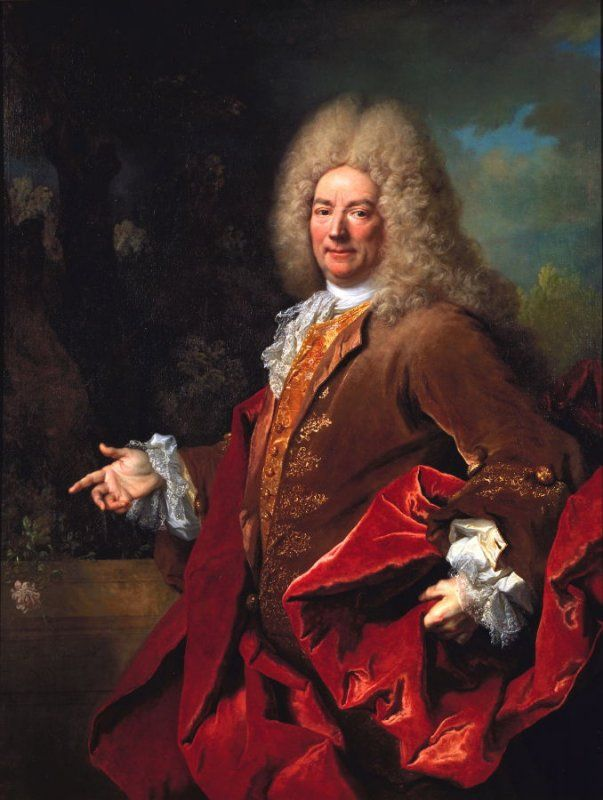 Portrait of a Gentleman, 1710, Nicolas de Largillière
