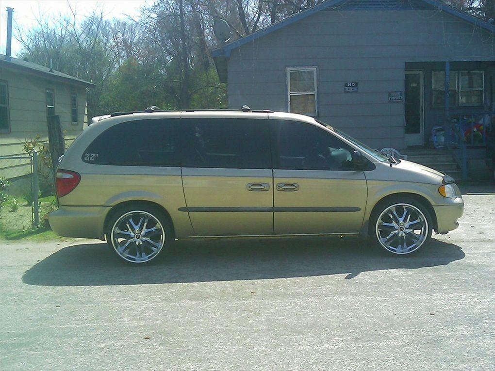 Click To View Full Size Image Grand Caravan Chrysler Van Suv