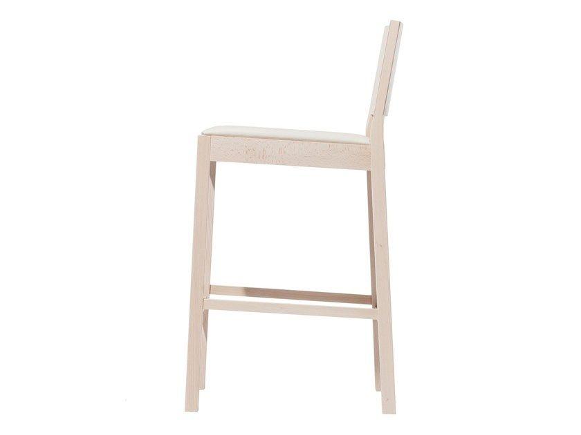 Lyon sgabello con poggiapiedi nel chairs chair