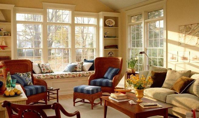 decorar una casa de campo para disfrutar del exterior