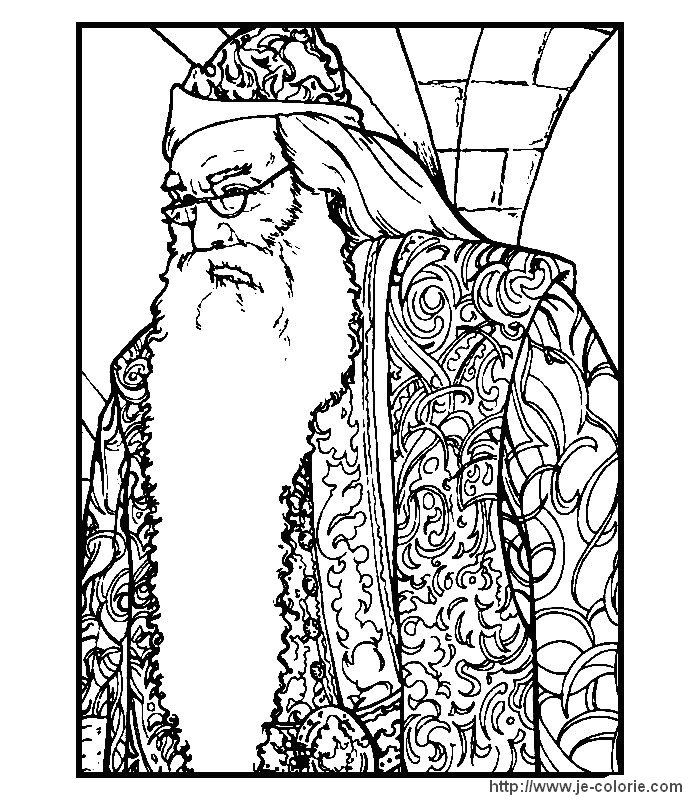 Coloriage En Ligne Harry Potter Gratuit.Coloriage Harry Potter Gratuits A Imprimer Sur Je Harry Potter