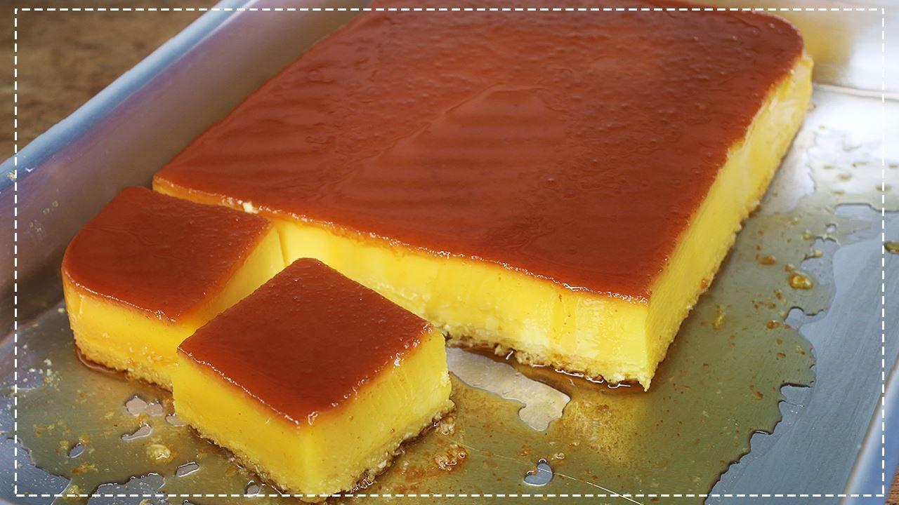 Pudim De Padaria Pudim Gigante Para Familia Inteira Food Cakes