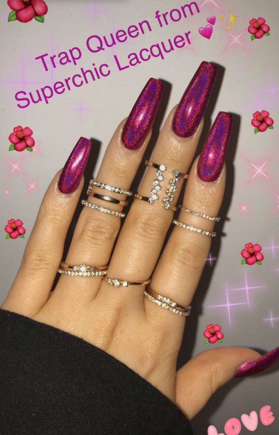 Pin by Court on NAILS  Pinterest  Acrylics Nail inspo and