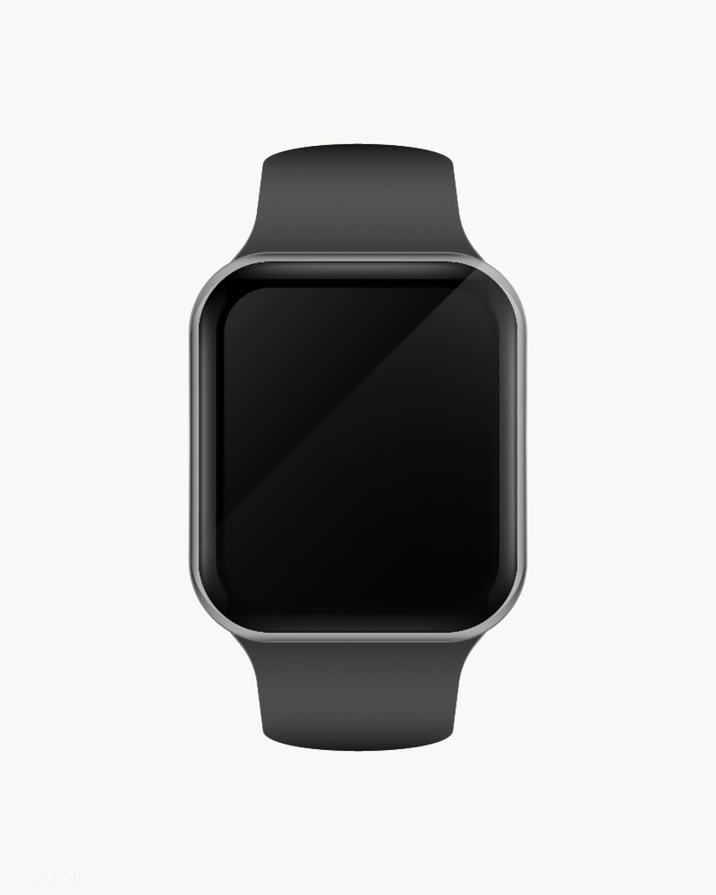 Black Watch Screen Template Transparent Png Premium Image By Rawpixel Com Eyeeyeview Phone Template Digital Tablet Design Mockup Free