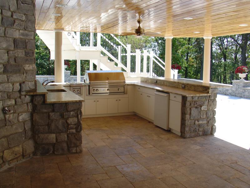 Outdoor Kitchen Under A Deck Outdoor Kitchen Design Outdoor Kitchen Design Layout Outdoor Kitchen