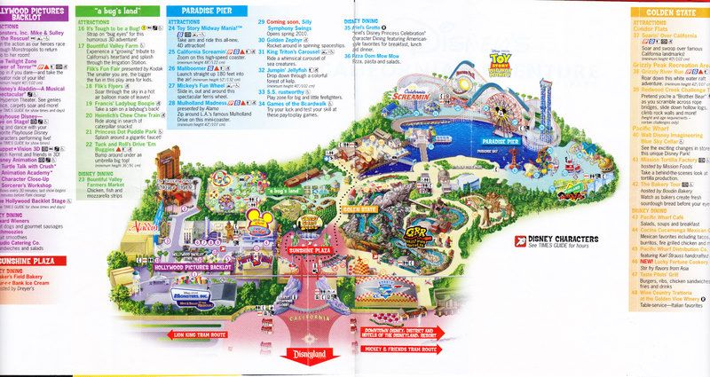 David Beckham Hairstyles Disneyland California Adventure Park Map