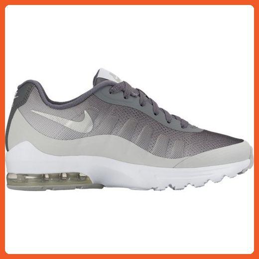 new product 94c8d eb68c nike womens air max invigor print dark grey metallic silver 749862 001 7.5  us