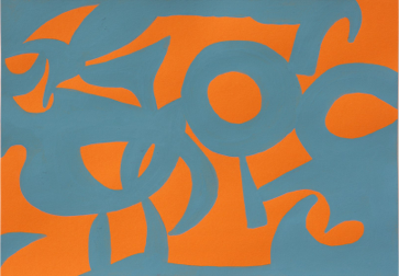 """Rotary Club Aversa """"Terra Normanna"""" Carla Accardi Vitalità del segno Mostra d'arte contemporanea"""