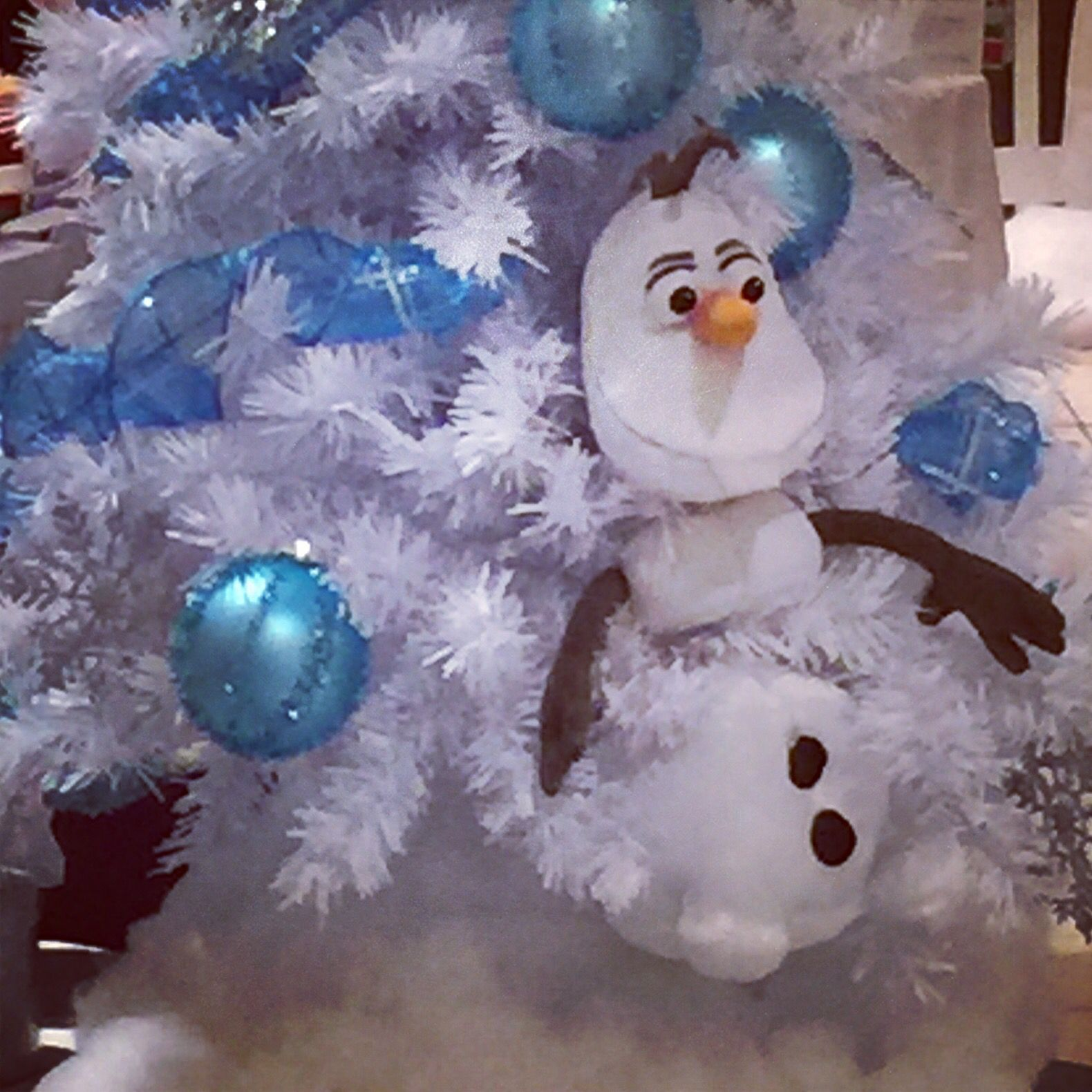 Olaf Tree | My Photography | Pinterest | Olaf and Christmas tree
