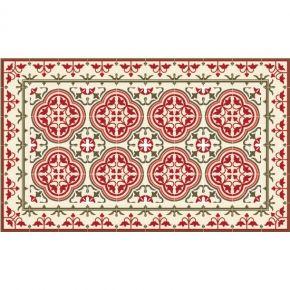 tapis vinyl portugal red carreaux ciment f5 inspiration new living room pinterest. Black Bedroom Furniture Sets. Home Design Ideas
