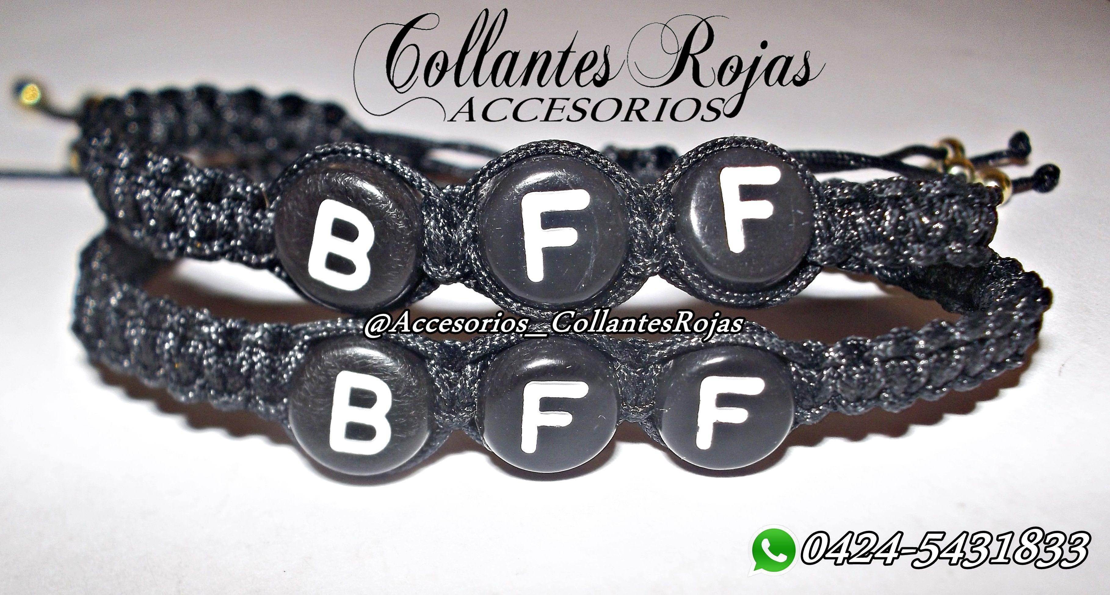 a0412902a5cc Instagram   Accesorios CollantesRojas Whatsapp  +58 4245431833 Pulseras  tejidas  pulseras  accesorios