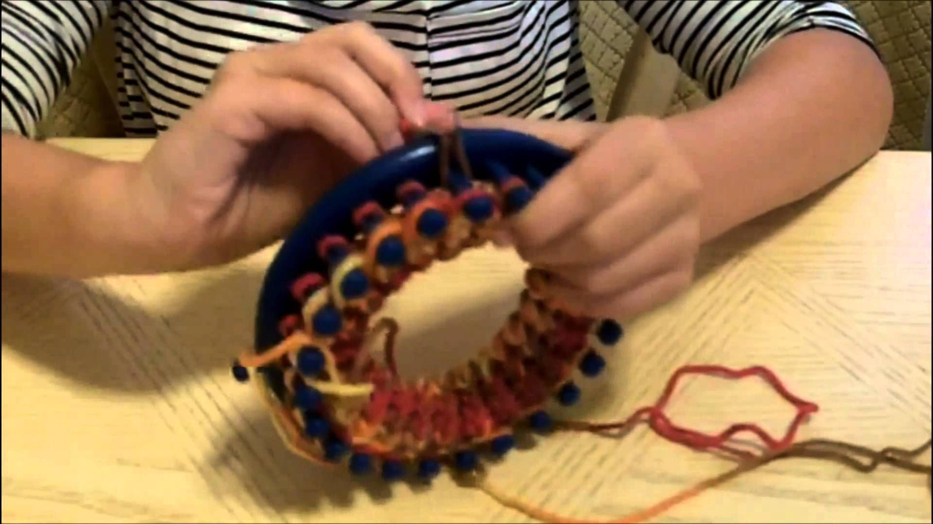 How to Loom  10 Year Old Teaches Loom Knitting for Kids and Beginners  How to Loom  10 Year Old Teaches Loom Knitting for Kids and Beginners Hi ladies this article will t...