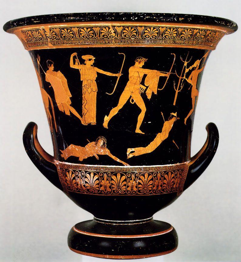 Early Greek Vase Painting Vases Sale Pottery Pinterest