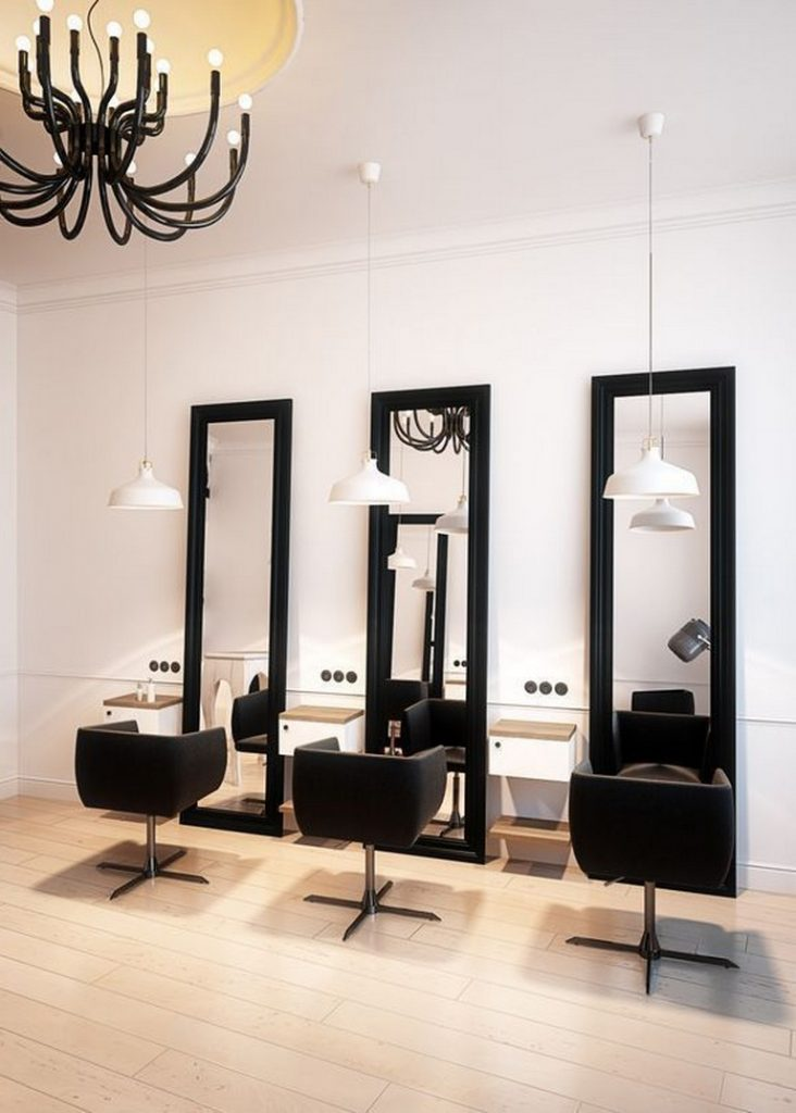 43 Awesome Small Beautiful Salon Room Design Ideas Salons Roomdesign Roomdesignideas Rak Rambut Dan Kecantikan Kecantikan