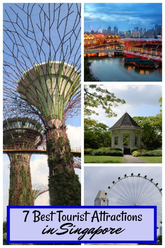 7 Best Tourist Attractions In Singapore Postcards Passports Singapore Travel Malaysia Travel Asia Travel