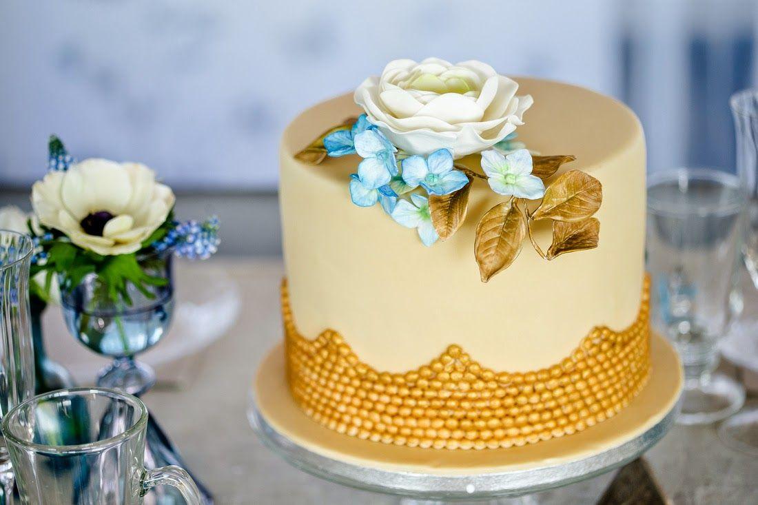Torte zum Brautzauber