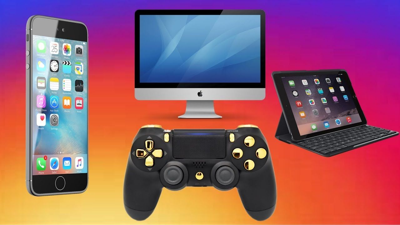 How to Connect PS4 Controller to the iPad or iPhone Ipad