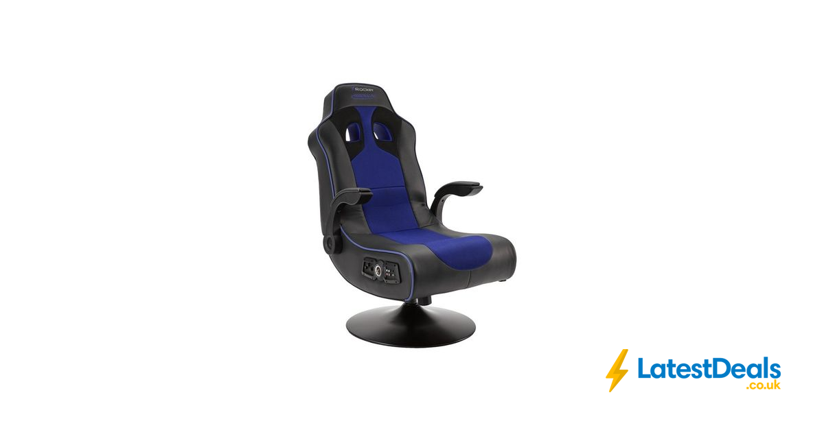 XRocker Adrenaline Gaming Chair PS4 & Xbox One Free C&C