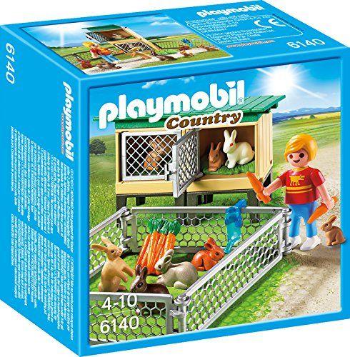 10 eur PLAYMOBIL 6140 - Hasenstall mit Freigehege PLAYMOBIL http - playmobil badezimmer 4285