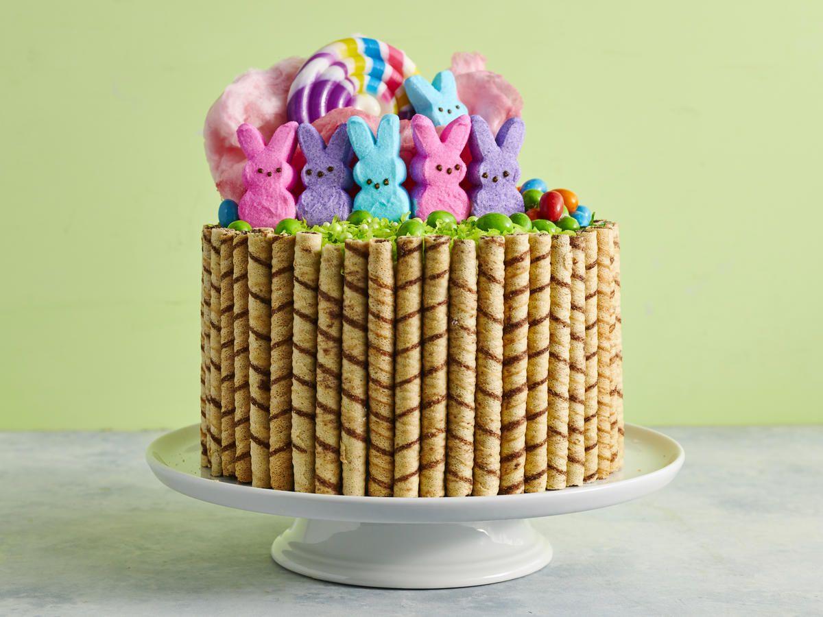 Easter basket cake recipe easter basket cake easter