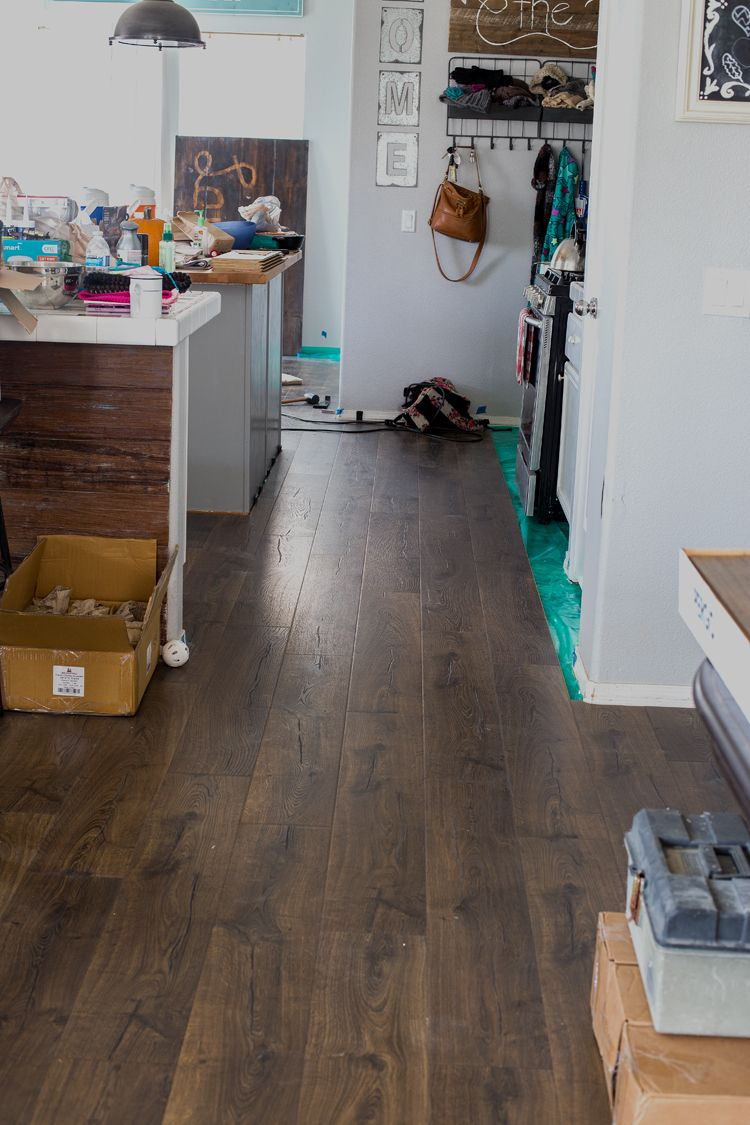 Pergo Outlast Flooring Installation