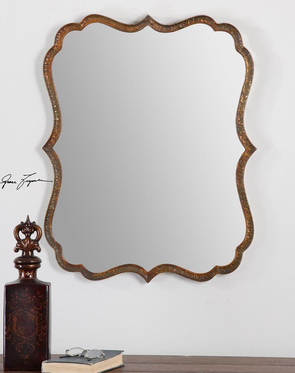 964d9a8752 Spadola Copper Mirror in 2018