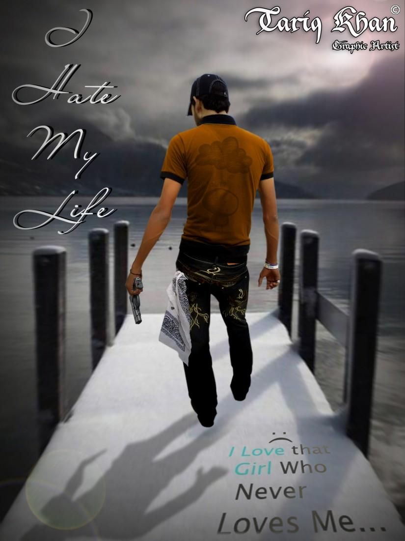 Download I Hate My Life Hd Wallpaper Gallery Sureshpandian