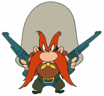 Yosemite Sam Looney Tunes | Cartoon Characters | Pinterest | Bobs ...