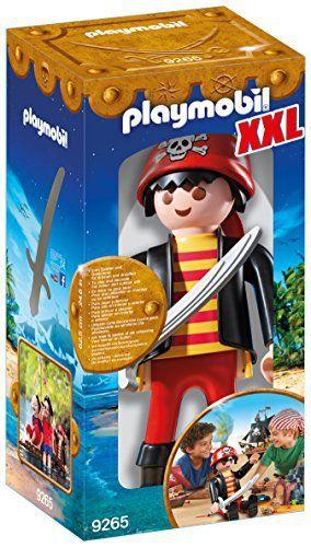 playmobil  9265  jeu  playmobil pirate  taille xxl un