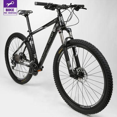 Caia na trilha com a Bicicleta Gonew ENDORPHINE 9.3 -Shimano Alumínio Aro 29…