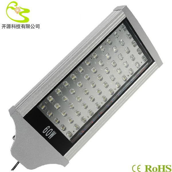 Free shipping 60W led road lamp 85-265v 6000lm 3 years warranty outdoor waterproof decorative street poles led street light 60w $430.90