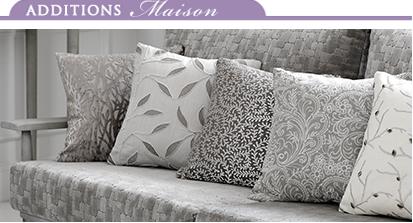 Additions Cushions