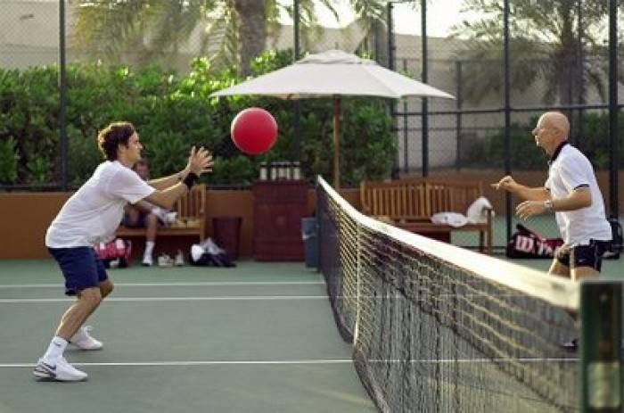 Pierre Paganini: 'Federer feels like he is 25, has a big passion for the sport'
