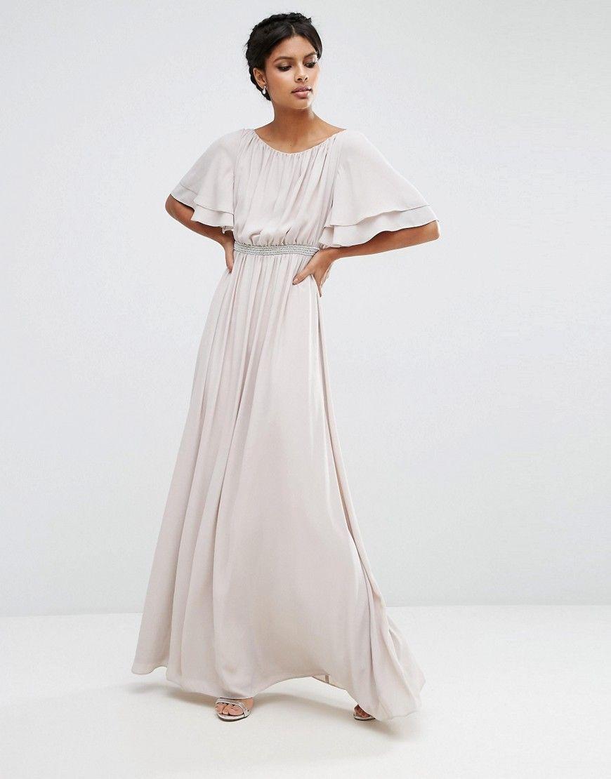 dcd87f14d Vestidos largos tienda blanco - Vestidos a la moda en España 2019.