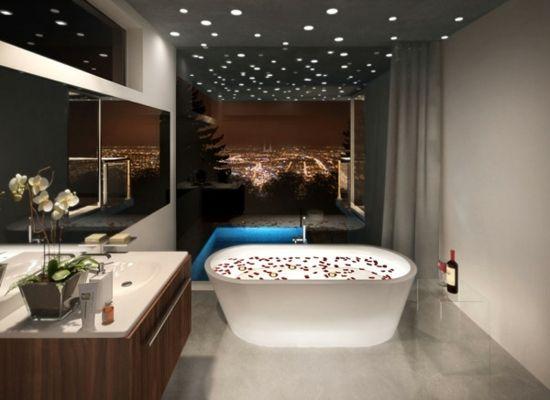 Badezimmer Beleuchtung Ideen modern | Beautiful home | Pinterest ...