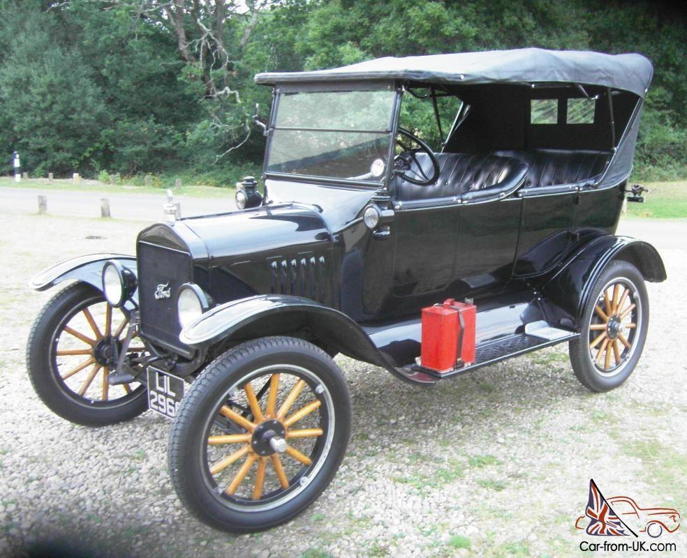 Image Result For 1923 Ford Model T Tourer Ford Models Model T Model