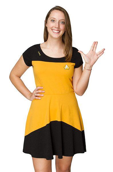 97530b9bb1 Star Trek TNG A-line Dress