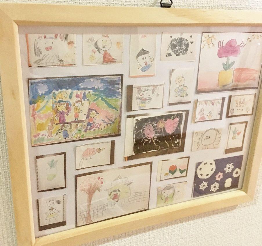 子供が作ってきた絵や工作はどう収納する 保管 飾り方アイディアまとめ 子ども 作品 収納 飾り方 子どもの作品 保管方法 保管 幼稚園 保育園 飾り方 子供 作品 収納 収納 アイデア 子供 写真 整理