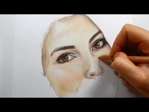 Drawing skin is never easy especially when it comes to colored pencils in this tutorial i am trying to give you some basic tips for drawing skin tone