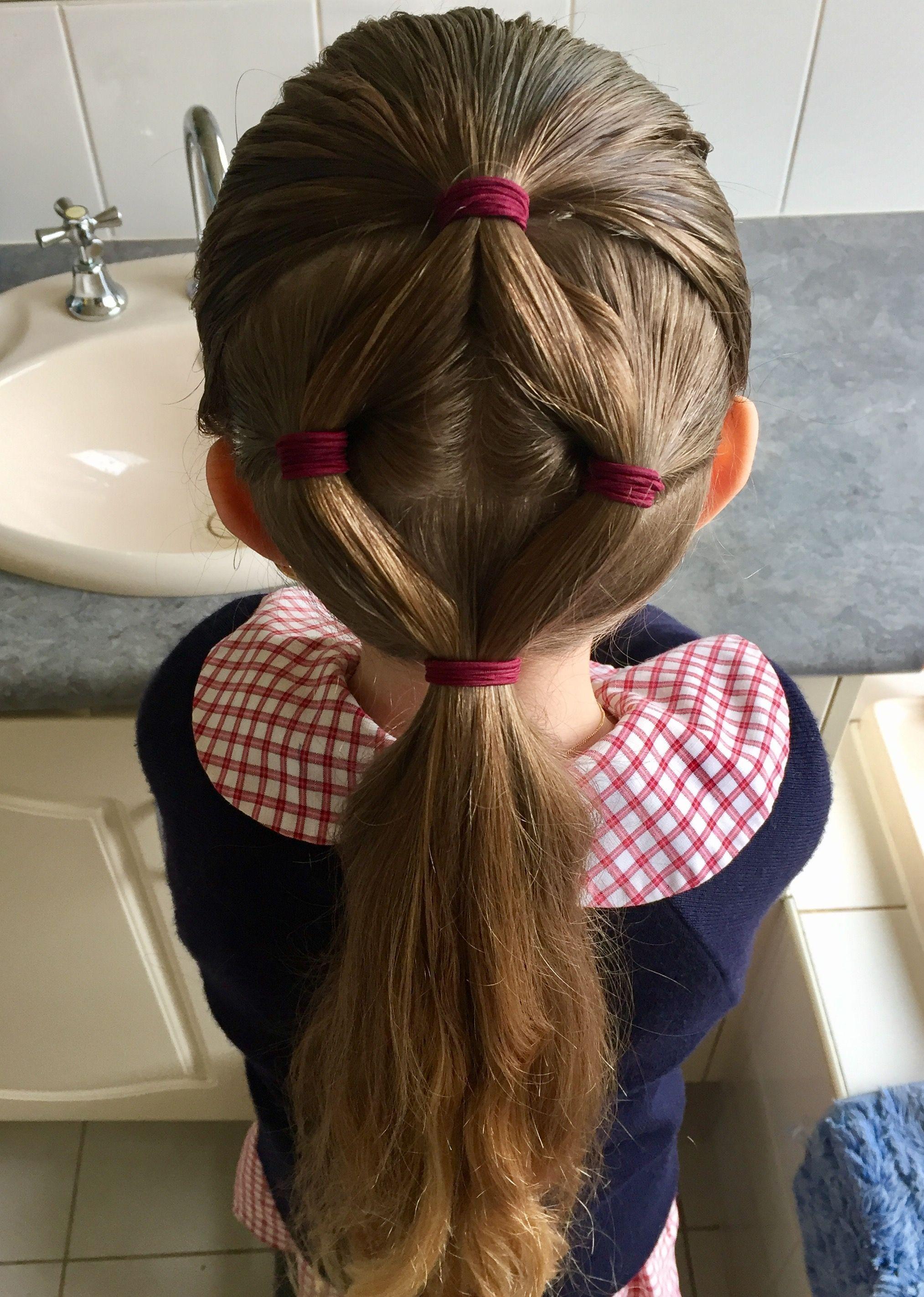 Little girls hair littlegirlhairdos peinados pinterest girl