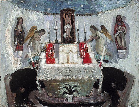 Chapel of St Jean - Anne Redpath - Wikipedia
