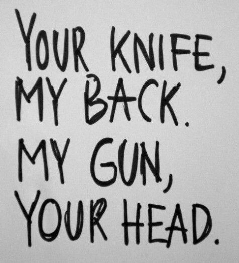 Revenge Quotes This Quote Is Basically Saying That If Someone Stabs You In The Back