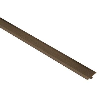 Schluter Systems Vinpro T 0 53 In X 98 5 In Brushed Antique Bronze Anodized Aluminum Metal Floor T Moulding Lowes Com In 2020 Metal Floor Antique Bronze Aluminum Metal