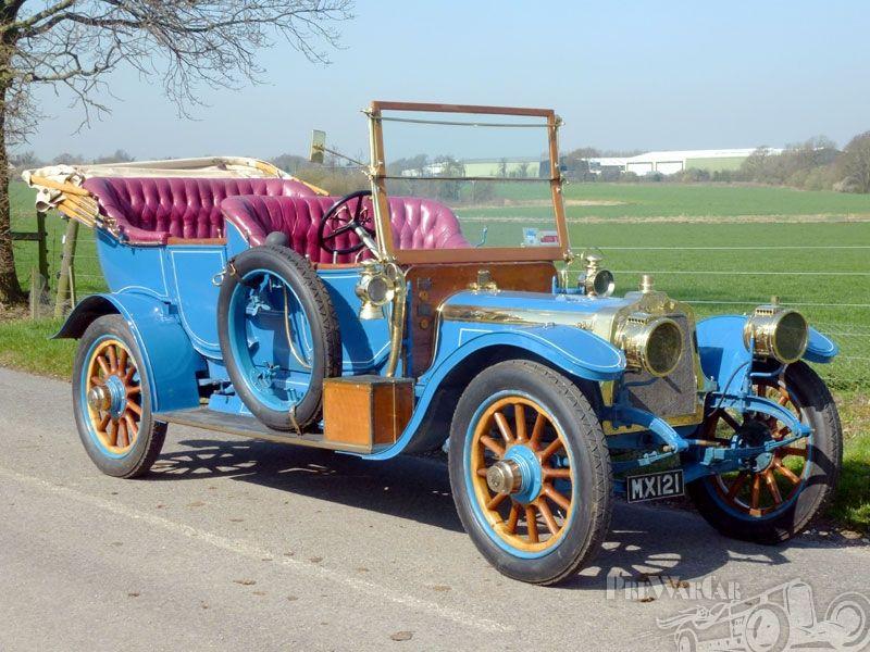 1910 Talbot (London) 25hp Tourer
